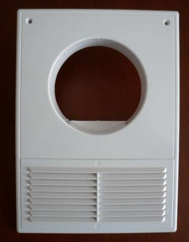 Решётка для вентиляции 18 х 25 см