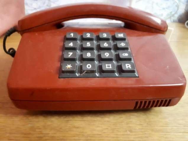 Продам стационарный телефонный аппарат TeI 01 LX кнопочный