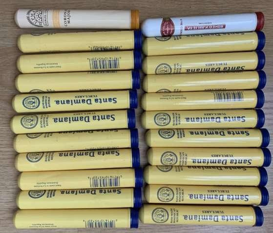 Тубы упаковка для сигар