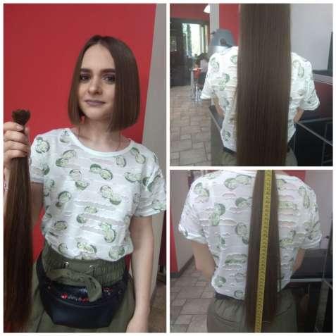 Наша компания занимается покупкой натуральных волос!