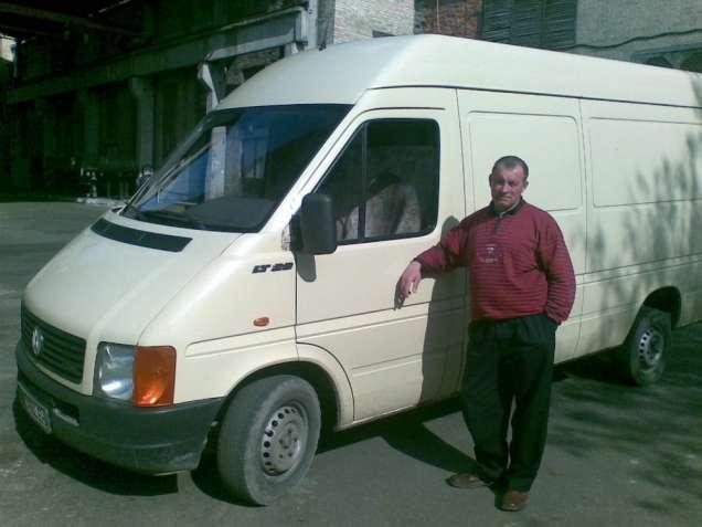 Водитель на личном грузовом автобусе LT-28 1.5т по Киеву Украине