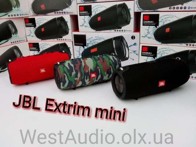 JBL колонка XTREME mini/USB/Micro SD/Bluetooth
