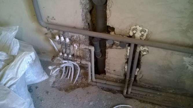 Монтаж опалення сантехнік калуш.