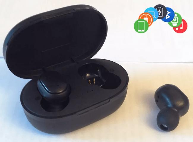 Беспроводные TWS A6S копия Xiaomi Airdots EarBuds Bluetooth 5.0