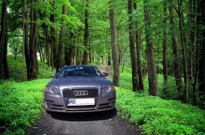 Продам свою ласточку Audi A4 b7 Avant 2.0 TDI
