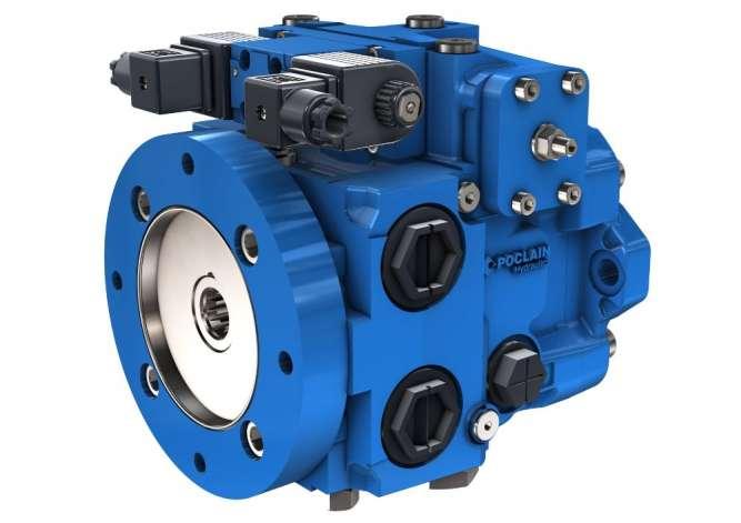 Ремонт гидронасоса Poclain Hydraulics PM30-25 - зображення 4