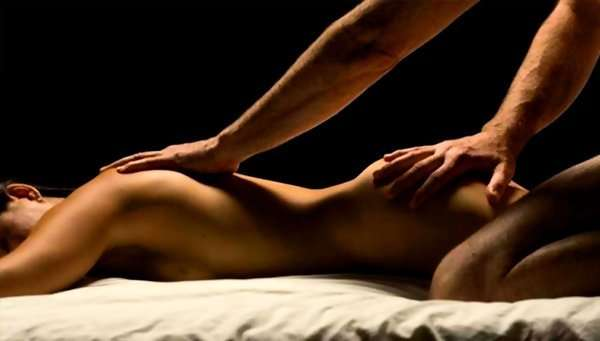 Боди массаж для леди