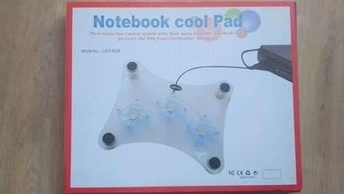 Подставка для ноутбука Notebook Cool Pad для охлаждения