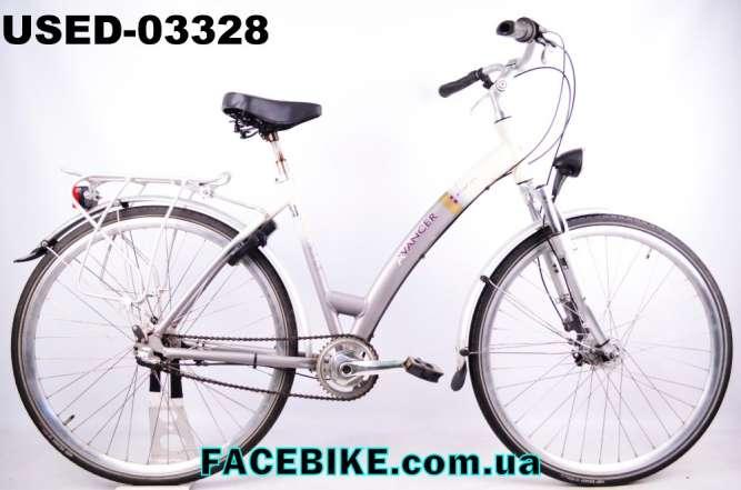 БУ Городской велосипед Avancer-Гарантия,Документы-у нас Большой выбор!