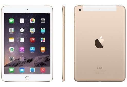 Apple ipad mini 3 WIFI + Cellular 4G/LTE 64 GB GOLD