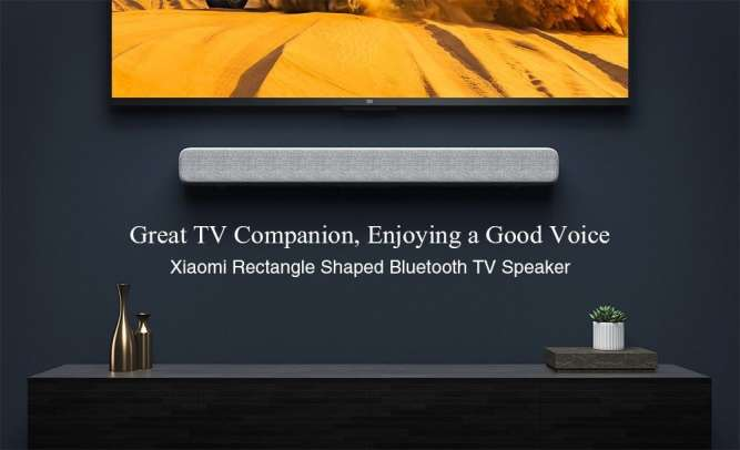 XIAOMI TV SOUNDBAR BLUETOOTH