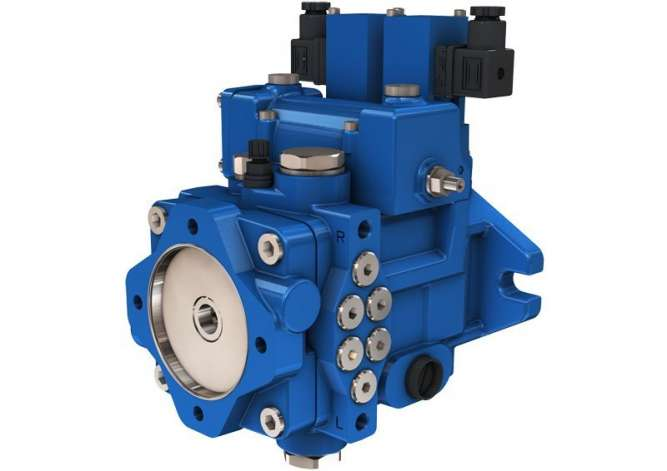 Poclain Hydraulics  PM25-25 Ремонт гидронасоса