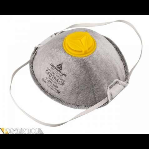 Продам: Многоразовый защитный респиратор N95 DELTA PLUS FFP2