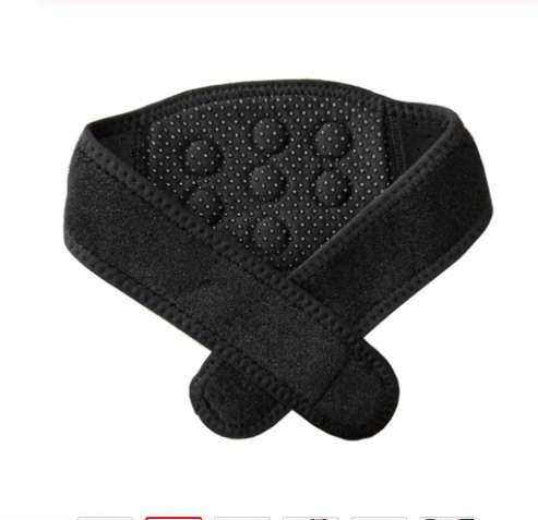 Турмалиновый (турманиевый) шарфик ,пояс на шею ,плечо, колено 9 камней