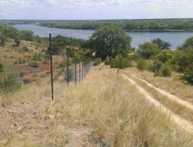 Сетка ДФЛ(дорожная,фермерская,лесная)высота2.5м