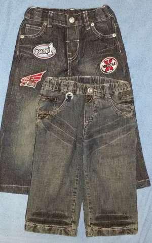 Продам джинсы на мальчика Red sound и BonPrix