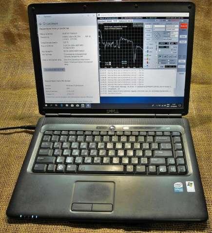 Ноутбук - Dell PP29L - рабочий!