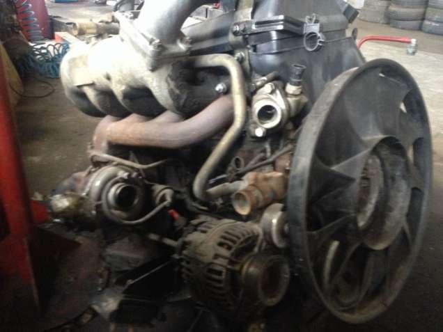 Двигун Iveco 2,8 tdi
