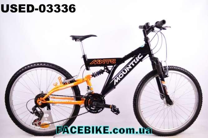 БУ Подростковый велосипед Mountec-Гарантия,Документы-Большой выбор!