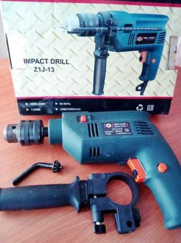 Дрель Impact Drill Z1J-13