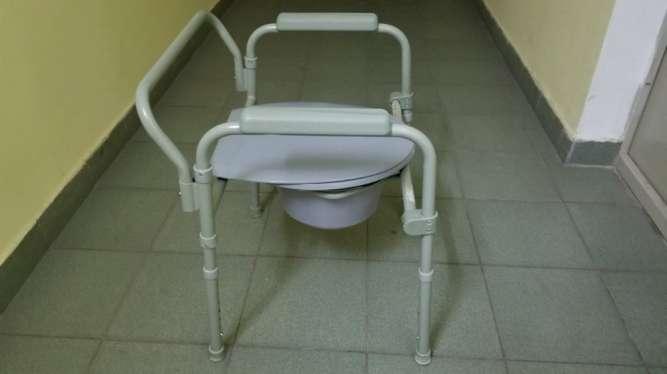 переносной туалет–стул. Новый