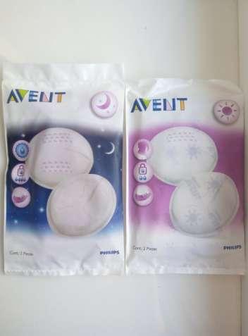 Новые прокладки для груди Philips Avent дневные и ночные