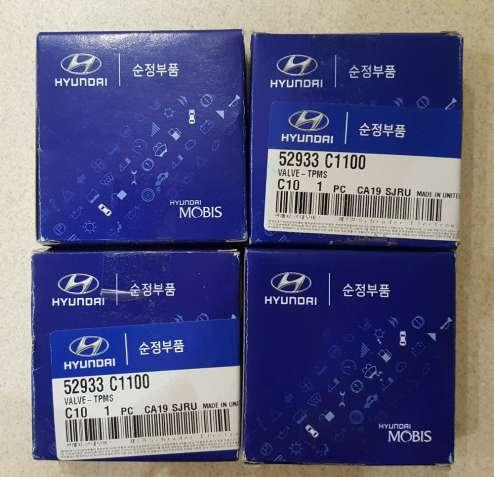 Датчики давления Hyundai Tucson TL TLE, I20 TPMS в шинах 52933 С1100