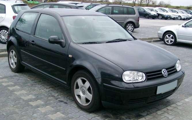 Разборка Volkswagen golf IV 1998