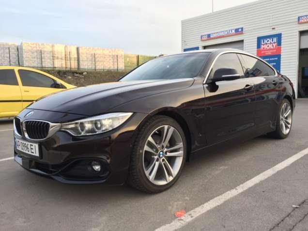 BMW 428i Gran Coupe F36 2016
