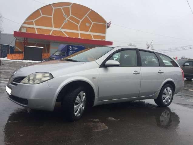 Продам Nissan Primera 2004г.