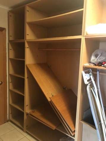 Шкаф гардероб стенка