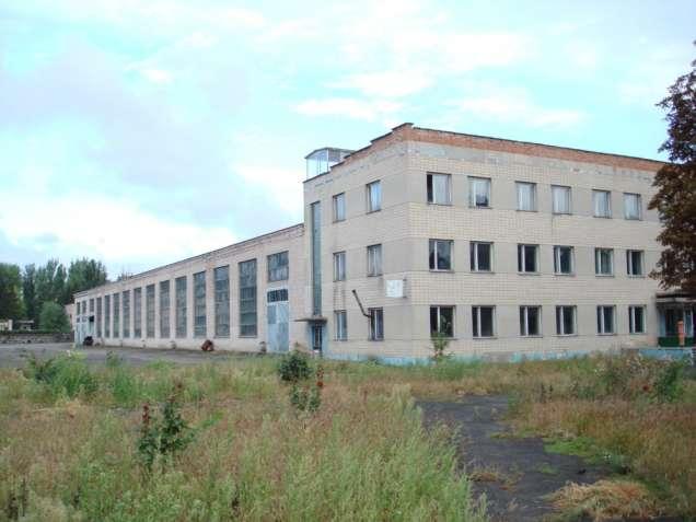 Производственный комплекс 4400м2