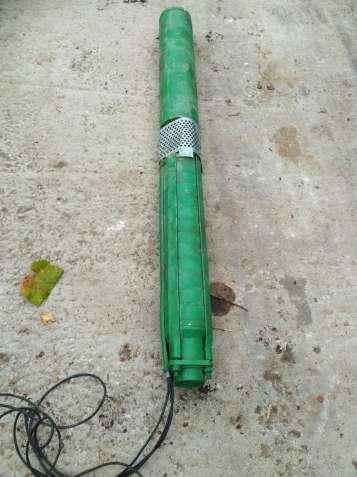 Насос ЭЦВ 6-6,3-125 погружной глубинный для скважин
