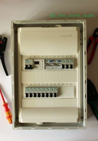 Сборка щитов под ваши нужды. Hager, Schneider, ABB, Volta. електрик