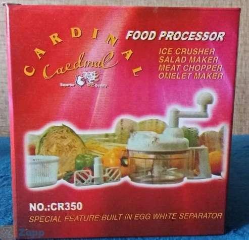 Блендер механический Cardinal food processor CR350