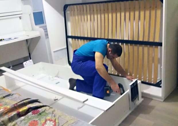 Сборка мебели в Харькове. Услуги сборщика