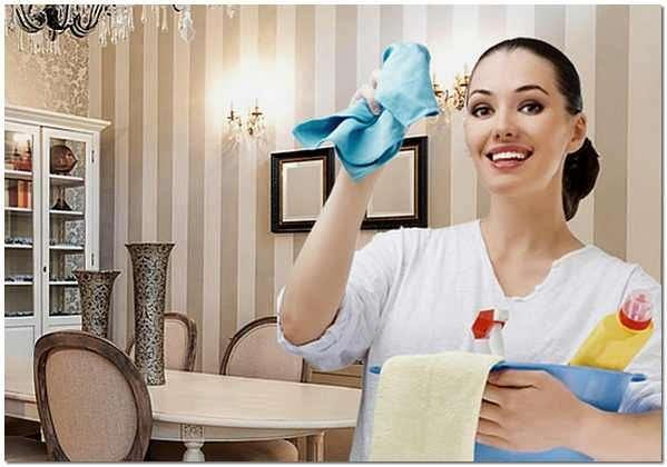 Срочно ищем активную уборщицу в квартиру