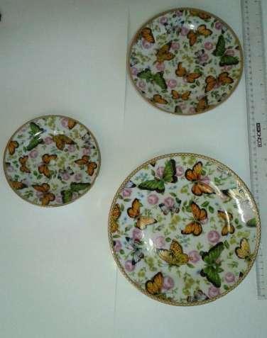 Тарелки для фруктовницы Helios
