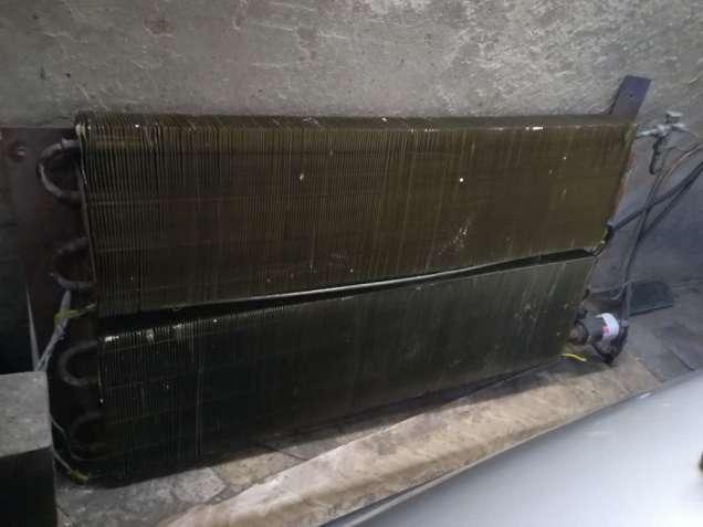 Продам испаритель ( медь латунь )  для морозильной камеры