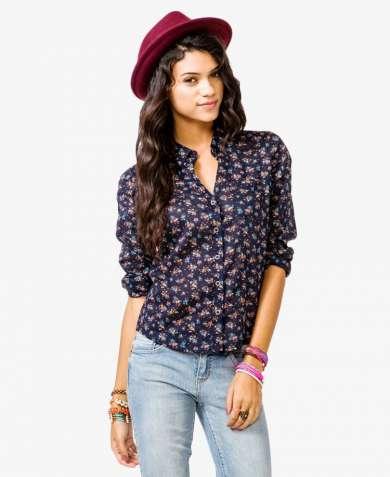 Фирменная рубашка, блуза, Aeropostale, США, M\L
