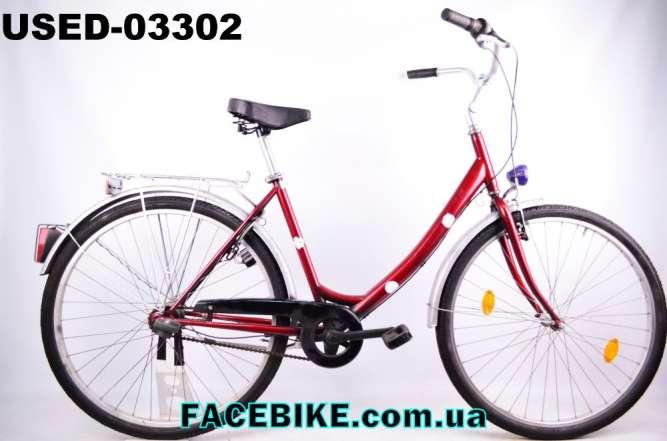 БУ Городской велосипед City-Гарантия,Документы-у нас Большой выбор!