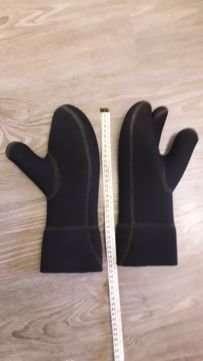Перчатки неопреновые 4мм
