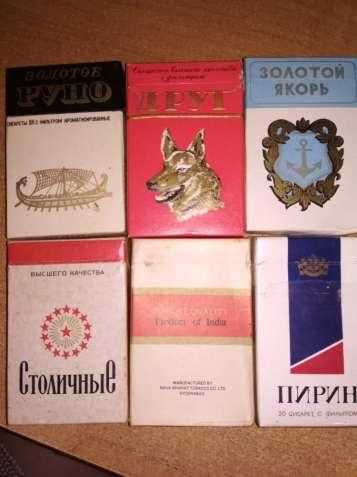 Пачки от сигарет - изображение 2