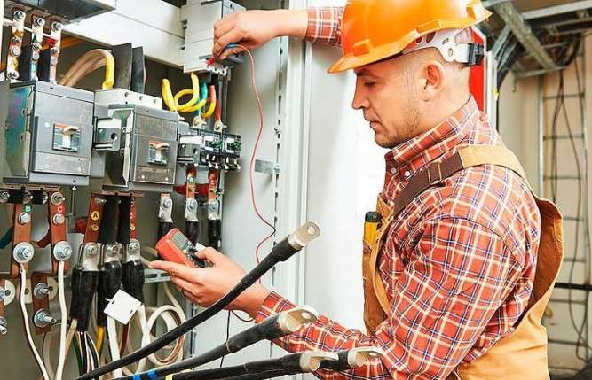 Работа в Польше для Електриков