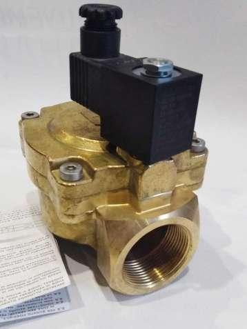 Клапан электромагнитный 18010-07-45-B н/з  1