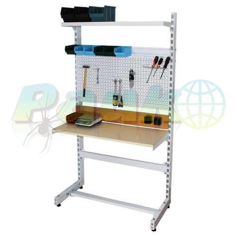 Монтажний стіл, стіл монтажника, робоче місце майстра, стіл електромон