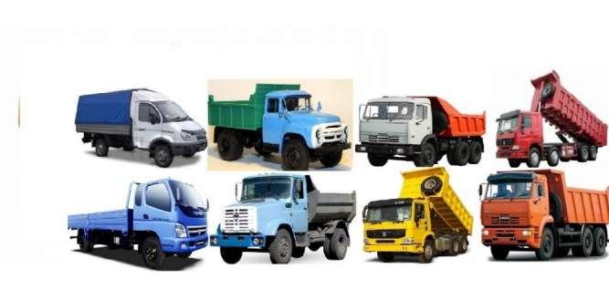 Вывоз строймусора, хлама, грунта, снега, авто от 1 до 30 тонн.