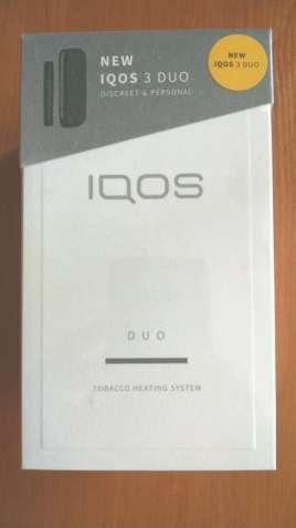 Продам IQOS 3.0 duo New, новый