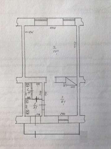 Продам 2-х комнатную квартиру на Молдаванке ул. Ватутина - зображення 7