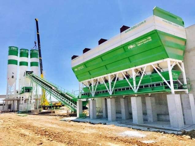 бетонный завод Fabo  Powemix -130